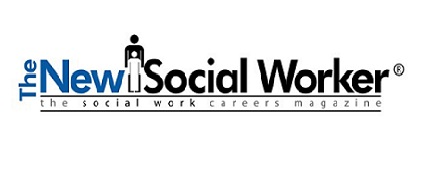Logo of ocial Worker Megazine